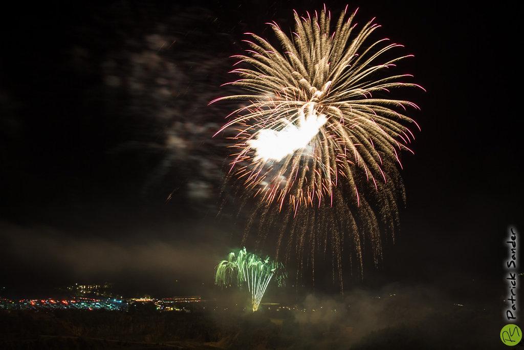 WIM 2016 Feuerwerk